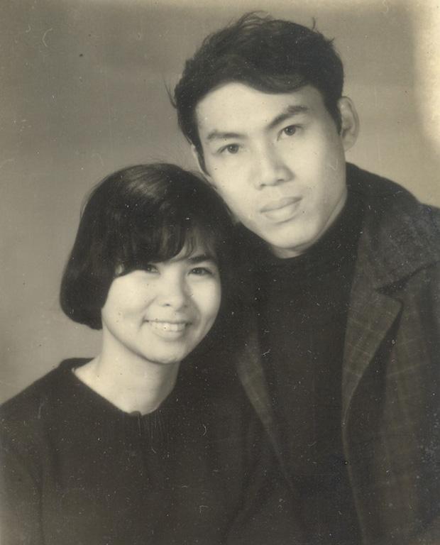 Những bức thư xúc động Lưu Quang Vũ gửi Xuân Quỳnh: Chữ tình trong cuộc sống tạo nên chất tình trong văn thơ - Ảnh 1.