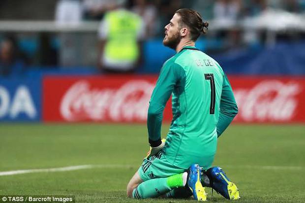 Ramos khiến De Gea thất bại trên chấm 11m trước Ronaldo - Ảnh 3.