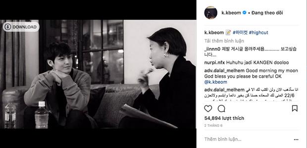 Sau 3 tháng hẹn hò, đây là tình hình hiện tại của cặp đôi tài tử Kim Bum và mỹ nhân Hoa du ký Oh Yeon Seo - Ảnh 3.