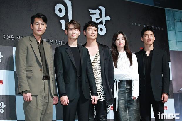 Sự kiện hội tụ dàn sao VIP cực phẩm: Minho nổi bật hơn hẳn 2 thánh sống xứ Hàn, Han Hyo Joo mắt sưng vù kém sắc - Ảnh 22.