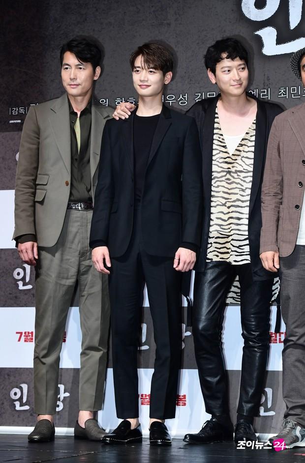 Sự kiện hội tụ dàn sao VIP cực phẩm: Minho nổi bật hơn hẳn 2 thánh sống xứ Hàn, Han Hyo Joo mắt sưng vù kém sắc - Ảnh 24.
