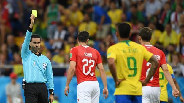 Neymar nhạt nhòa, Brazil bị Thụy Sĩ cầm chân đầy tiếc nuối - Ảnh 7.