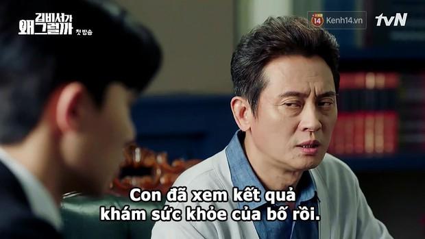 Đỡ không nổi 15 phát ngôn chấn động nhất của thánh tự luyến Park Seo Joon trong Thư Ký Kim - Ảnh 11.
