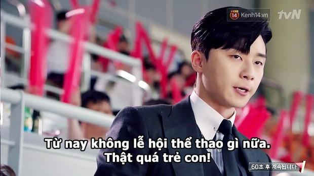 Đỡ không nổi 15 phát ngôn chấn động nhất của thánh tự luyến Park Seo Joon trong Thư Ký Kim - Ảnh 35.