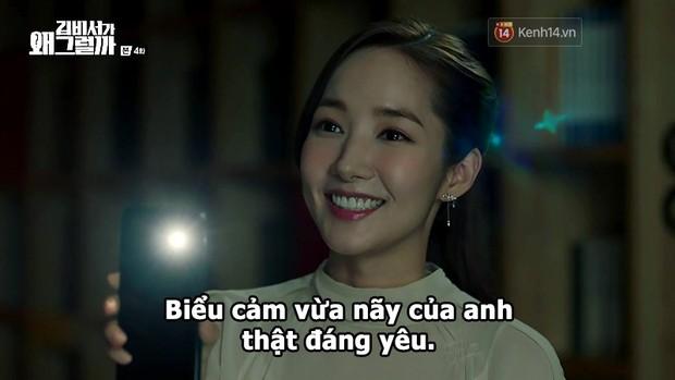 Đỡ không nổi 15 phát ngôn chấn động nhất của thánh tự luyến Park Seo Joon trong Thư Ký Kim - Ảnh 36.