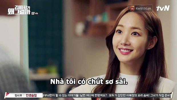 Đỡ không nổi 15 phát ngôn chấn động nhất của thánh tự luyến Park Seo Joon trong Thư Ký Kim - Ảnh 38.