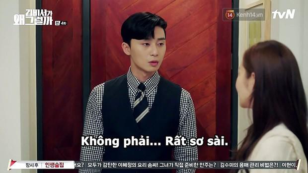 Đỡ không nổi 15 phát ngôn chấn động nhất của thánh tự luyến Park Seo Joon trong Thư Ký Kim - Ảnh 39.