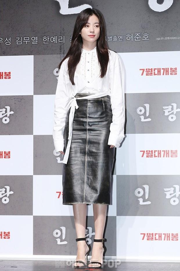Sự kiện hội tụ dàn sao VIP cực phẩm: Minho nổi bật hơn hẳn 2 thánh sống xứ Hàn, Han Hyo Joo mắt sưng vù kém sắc - Ảnh 1.