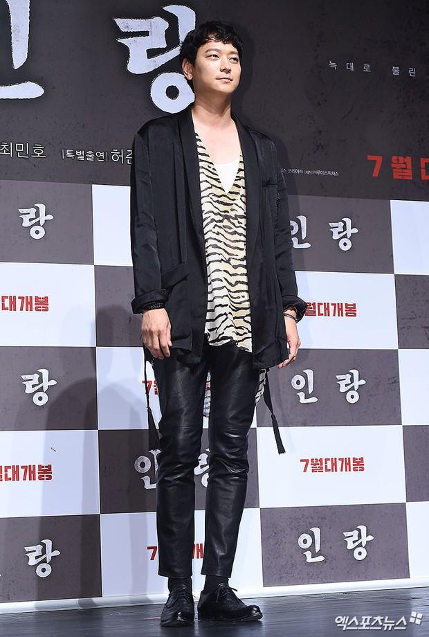 Sự kiện hội tụ dàn sao VIP cực phẩm: Minho nổi bật hơn hẳn 2 thánh sống xứ Hàn, Han Hyo Joo mắt sưng vù kém sắc - Ảnh 8.