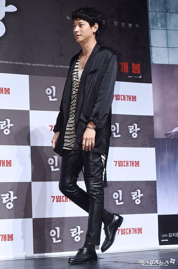 Sự kiện hội tụ dàn sao VIP cực phẩm: Minho nổi bật hơn hẳn 2 thánh sống xứ Hàn, Han Hyo Joo mắt sưng vù kém sắc - Ảnh 7.