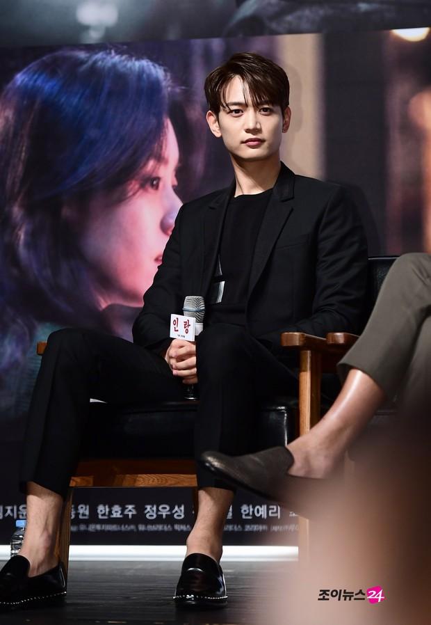 Sự kiện hội tụ dàn sao VIP cực phẩm: Minho nổi bật hơn hẳn 2 thánh sống xứ Hàn, Han Hyo Joo mắt sưng vù kém sắc - Ảnh 16.