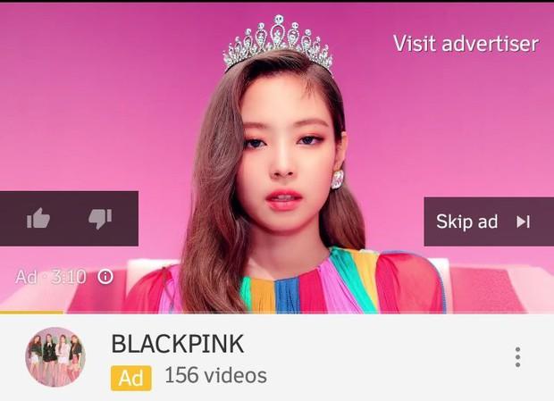 Dân mạng phát hiện YG mua quảng cáo cho MV mới của Black Pink - Ảnh 1.