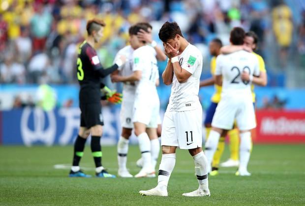 Huyền thoại Park Ji-sung nói gì về thất bại của đội tuyển Hàn Quốc? - Ảnh 1.