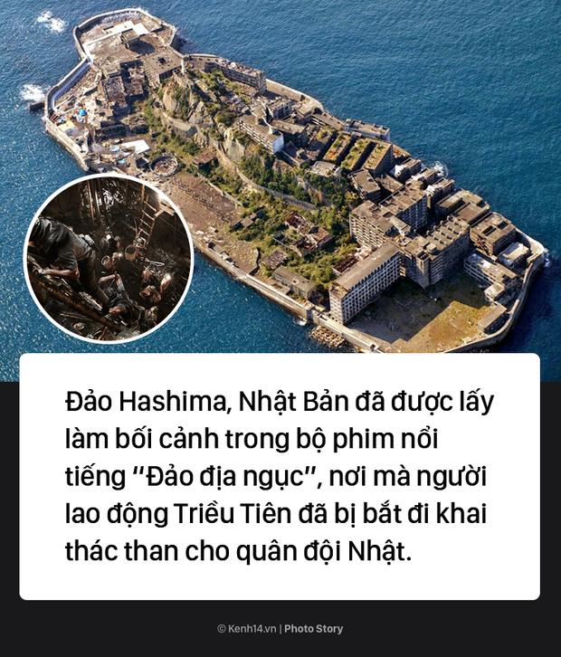 Cận cảnh tình trạng đổ nát của Đảo địa ngục ngoài đời thực sau hàng chục năm bị bỏ hoang - Ảnh 1.