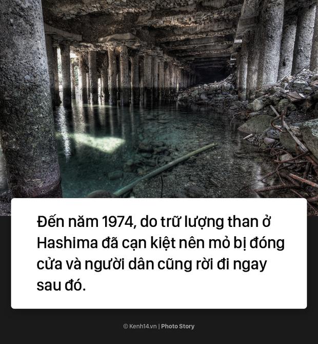 Cận cảnh tình trạng đổ nát của Đảo địa ngục ngoài đời thực sau hàng chục năm bị bỏ hoang - Ảnh 13.