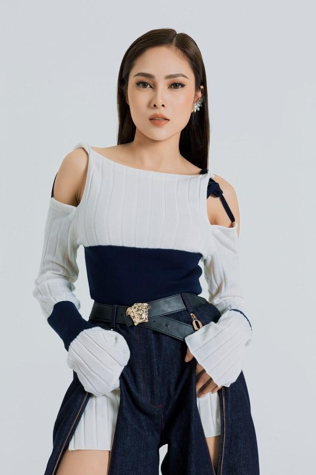 Tóc Tiên tung bộ ảnh giới thiệu 10 học trò cá tính của team Giọng hát Việt 2018 - Ảnh 4.
