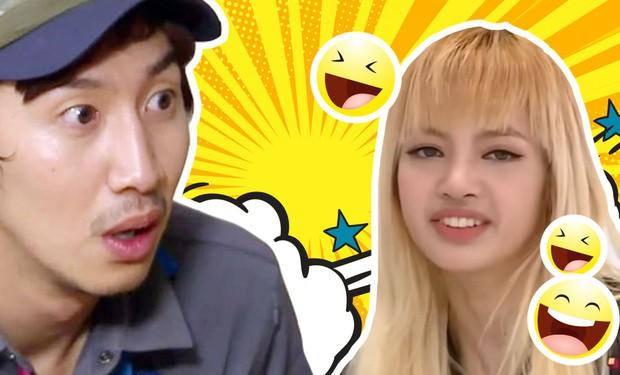 Xinh đẹp và sang chảnh, nhưng Lisa (Black Pink) lại là thánh đen đủi đến Lee Kwang Soo cũng phải kiêng nể - Ảnh 28.
