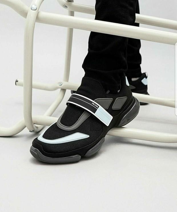 Hỏi nhanh: Đã bao giờ bạn được chiêm ngưỡng một đôi sneaker dị dạng thế này chưa? - Ảnh 5.