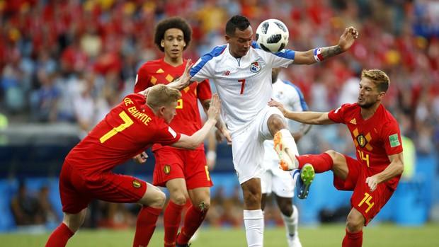 Đội trưởng Panama xúc động đến rơi nước mắt trong lần đầu tiên dự World Cup 2
