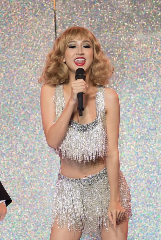 Hà Thu sau màn phát biểu sợ rap hay hơn Taylor: Lần đầu tiên tôi nhận gạch đá nhiều như vậy - Ảnh 3.