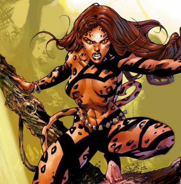 Bạn biết gì về nữ ác nhân Báo Đốm - kẻ đối đầu chị đại Wonder Woman? - Ảnh 2.