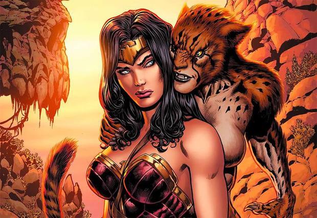 Bạn biết gì về nữ ác nhân Báo Đốm - kẻ đối đầu chị đại Wonder Woman? - Ảnh 3.