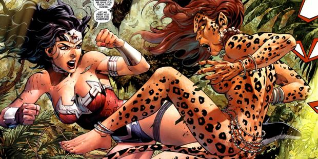 Bạn biết gì về nữ ác nhân Báo Đốm - kẻ đối đầu chị đại Wonder Woman? - Ảnh 4.