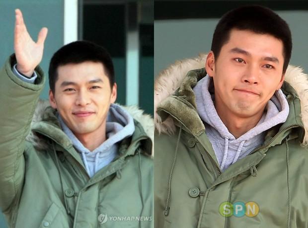 Dàn mỹ nam xứ Hàn khi vào quân ngũ: Người đẹp xuất sắc như đóng phim, kẻ xập xệ đến mức khó nhận ra - Ảnh 6.