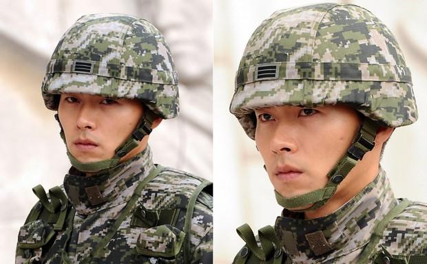 Dàn mỹ nam xứ Hàn khi vào quân ngũ: Người đẹp xuất sắc như đóng phim, kẻ xập xệ đến mức khó nhận ra - Ảnh 8.