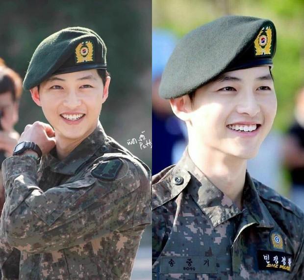 Dàn mỹ nam xứ Hàn khi vào quân ngũ: Người đẹp xuất sắc như đóng phim, kẻ xập xệ đến mức khó nhận ra - Ảnh 13.
