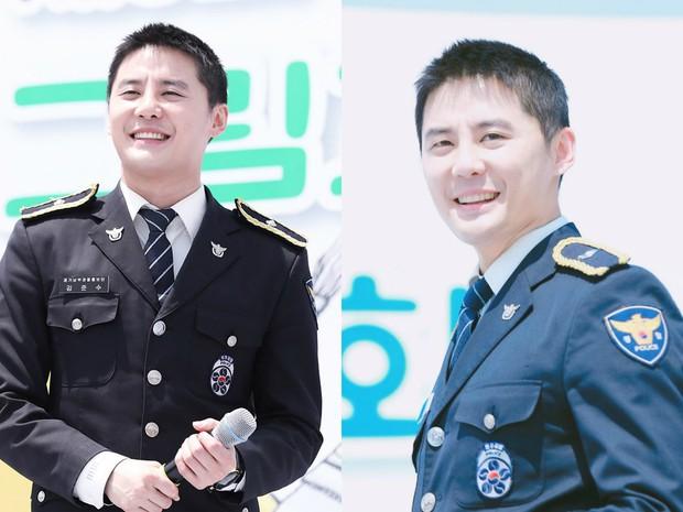 Dàn mỹ nam xứ Hàn khi vào quân ngũ: Người đẹp xuất sắc như đóng phim, kẻ xập xệ đến mức khó nhận ra - Ảnh 25.