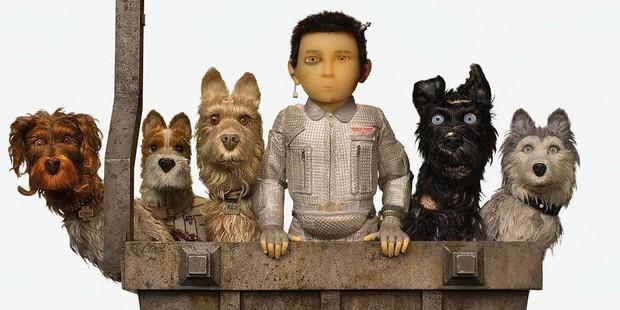 Isle of Dogs: Xã hội bầy chó qua lăng kính khác lạ của phù thủy bậc thầy Wes Anderson - Ảnh 1.