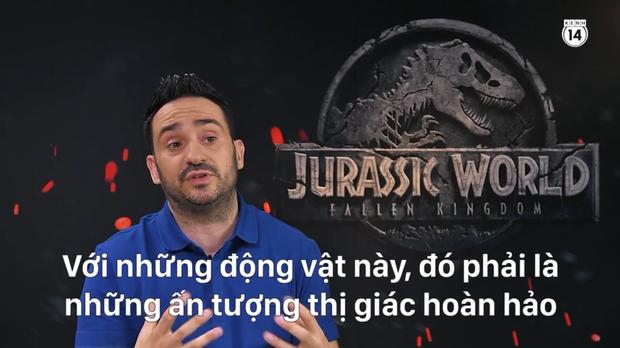 Clip độc quyền: Chris Pratt tự nhận phát ớn vì mặt thộn và thói mặc quần bó của chàng HLV khủng long - Ảnh 16.