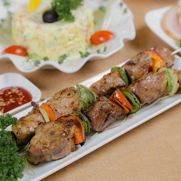 Đổi gió cùng đồ ăn Nga ngay tại Hà Nội và Sài Gòn với list địa chỉ dưới đây - Ảnh 8.