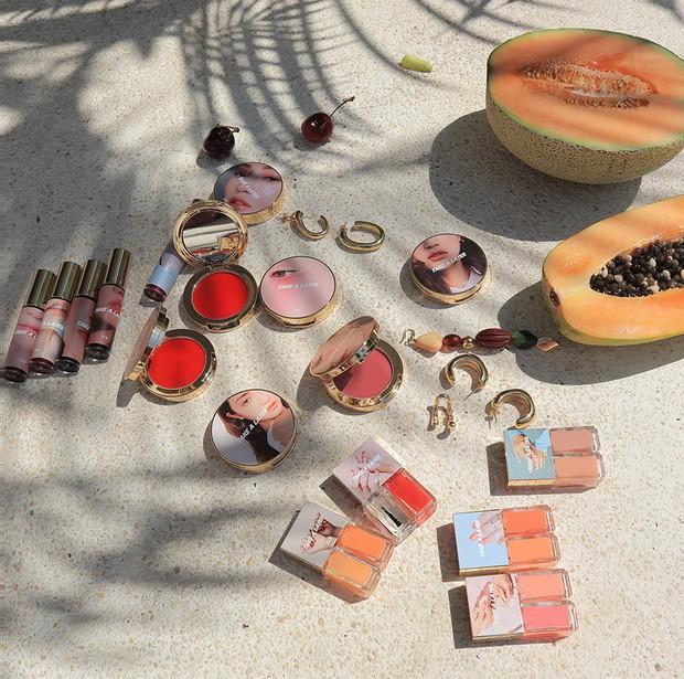 3CE vừa ra mắt BST mới gồm son, phấn má, sơn móng toàn màu mùa hè trong veo với giá chỉ từ 200.000 VNĐ - Ảnh 1.