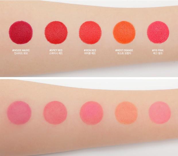 3CE vừa ra mắt BST mới gồm son, phấn má, sơn móng toàn màu mùa hè trong veo với giá chỉ từ 200.000 VNĐ - Ảnh 6.