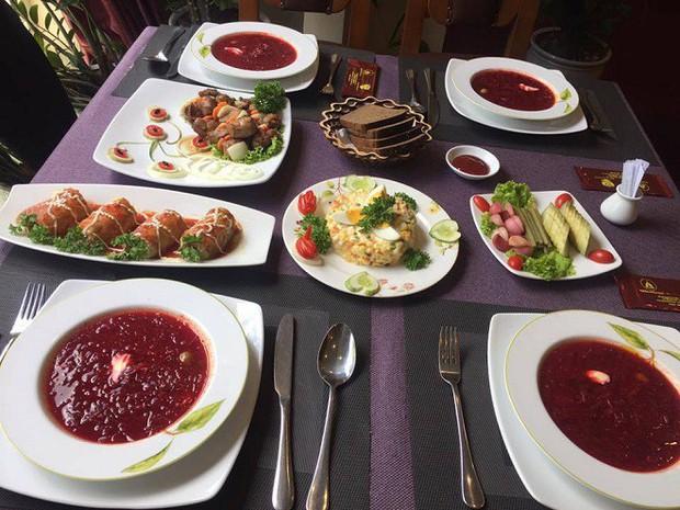 Đổi gió cùng đồ ăn Nga ngay tại Hà Nội và Sài Gòn với list địa chỉ dưới đây - Ảnh 4.