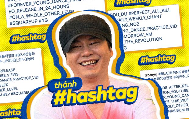 Học PR kiểu bố Yang YG: Dùng 1000 cái hashtag trên Instagram, caption dài như một cái sớ - Ảnh 6.