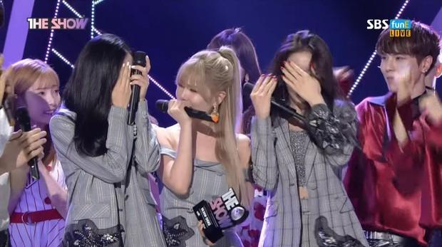 Ngày này năm ngoái, T-ara ướt nước mắt trên sân khấu chiến thắng đầu tiên sau 5 năm bị tẩy chay - Ảnh 1.