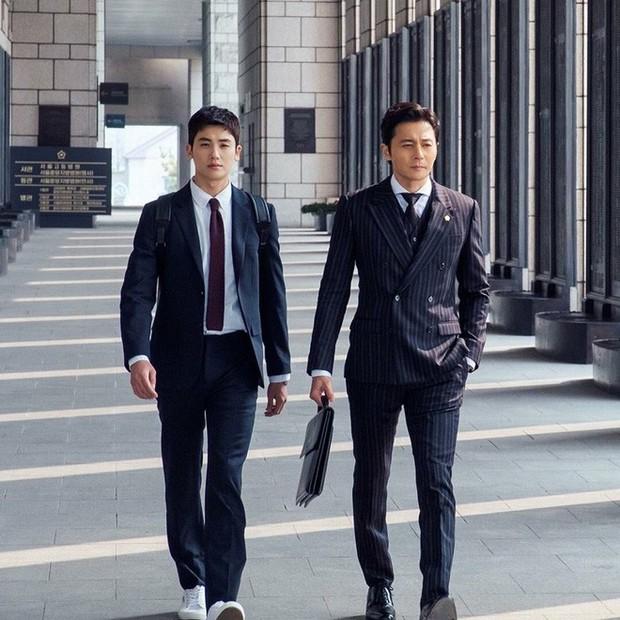 Ngắm dàn nam chính đang hot nhất màn ảnh Hàn mặc vest mới thấy thực sự là cực phẩm - Ảnh 5.