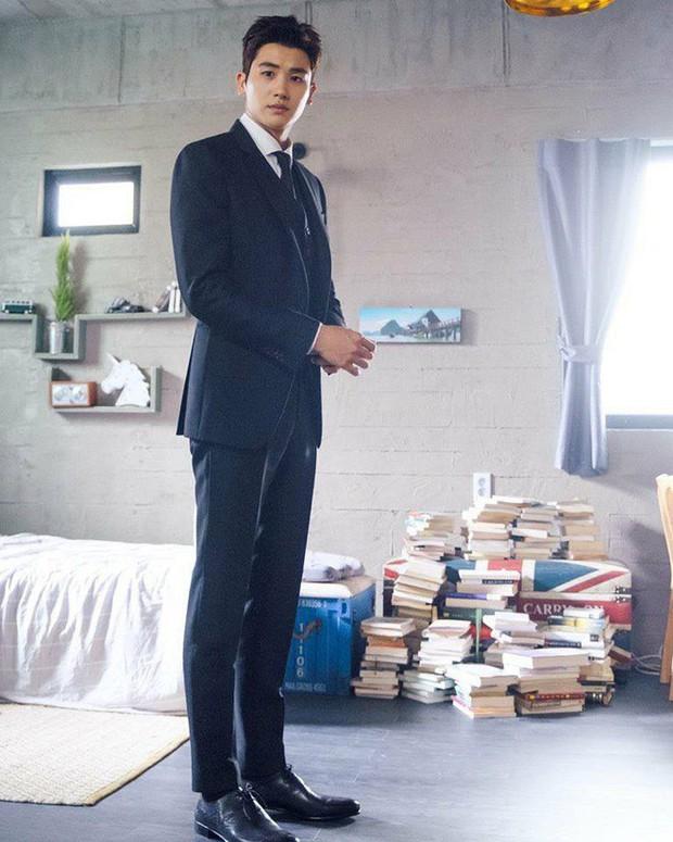 Ngắm dàn nam chính đang hot nhất màn ảnh Hàn mặc vest mới thấy thực sự là cực phẩm - Ảnh 9.