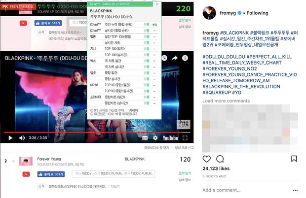 Học PR kiểu bố Yang YG: Dùng 1000 cái hashtag trên Instagram, caption dài như một cái sớ - Ảnh 2.
