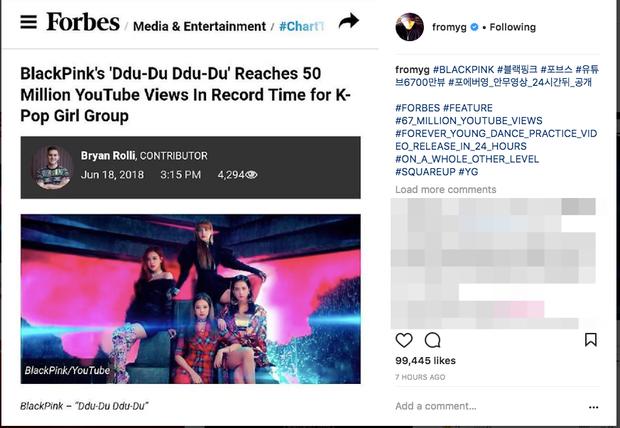 Học PR kiểu bố Yang YG: Dùng 1000 cái hashtag trên Instagram, caption dài như một cái sớ - Ảnh 3.