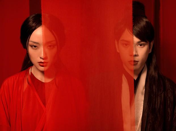 Jaykii tiếp tục hát nhạc của Dương Khắc Linh, làm MV cổ trang lấy cảm hứng từ Truyện Kiều - Ảnh 5.
