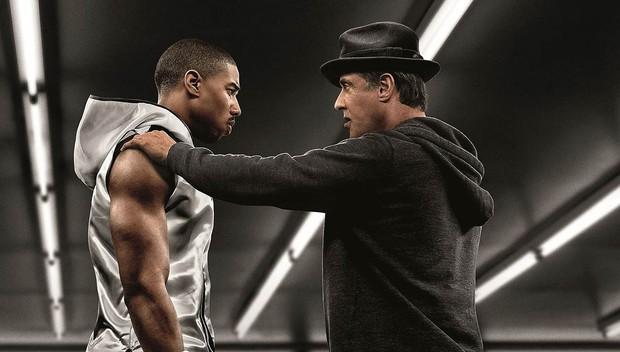 Ác nhân của Black Panther ráo riết luyện tập để so găng trong Creed II - Ảnh 2.