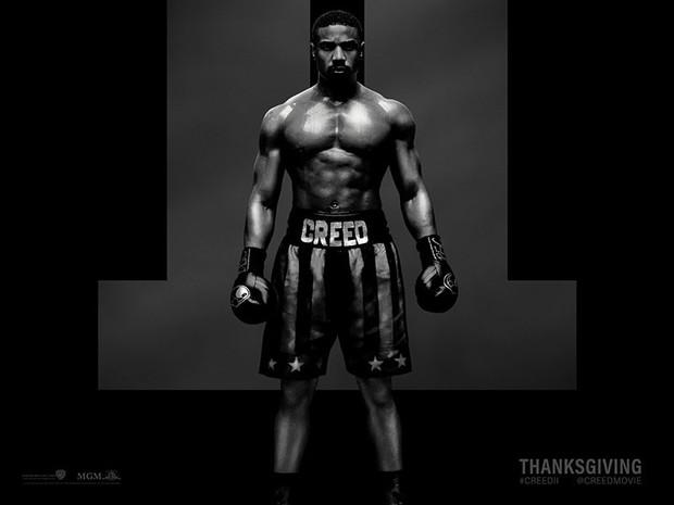 Ác nhân của Black Panther ráo riết luyện tập để so găng trong Creed II - Ảnh 6.
