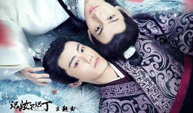 Hàn Tử Cao: Hoàng hậu đàn ông đẹp hơn cả Điêu Thuyền, Tây Thi, chung tình đến mức chấp nhận bị xử tử ở tuổi 30 - Ảnh 3.