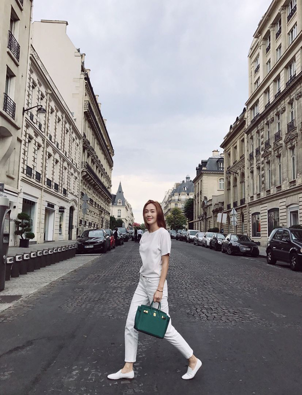 Không cần váy vóc lồng lộn, Jessica Jung tỏa khí chất sang chảnh nhất là khi diện đồ đơn giản thế này - Ảnh 3.