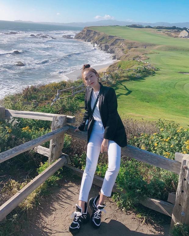 Không cần váy vóc lồng lộn, Jessica Jung tỏa khí chất sang chảnh nhất là khi diện đồ đơn giản thế này - Ảnh 9.