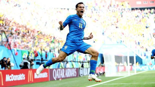 Coutinho nổ súng phút bù giờ, Brazil vỡ oà như từ cõi chết trở về - Ảnh 3.